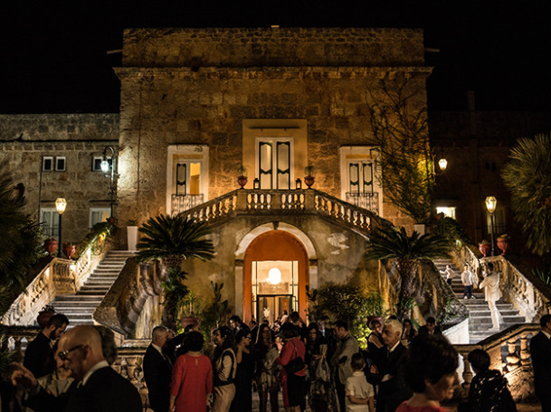 La villa, una location ideale per il matrimonio