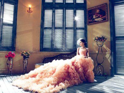 La simbologia cromatica dell'abito da sposa