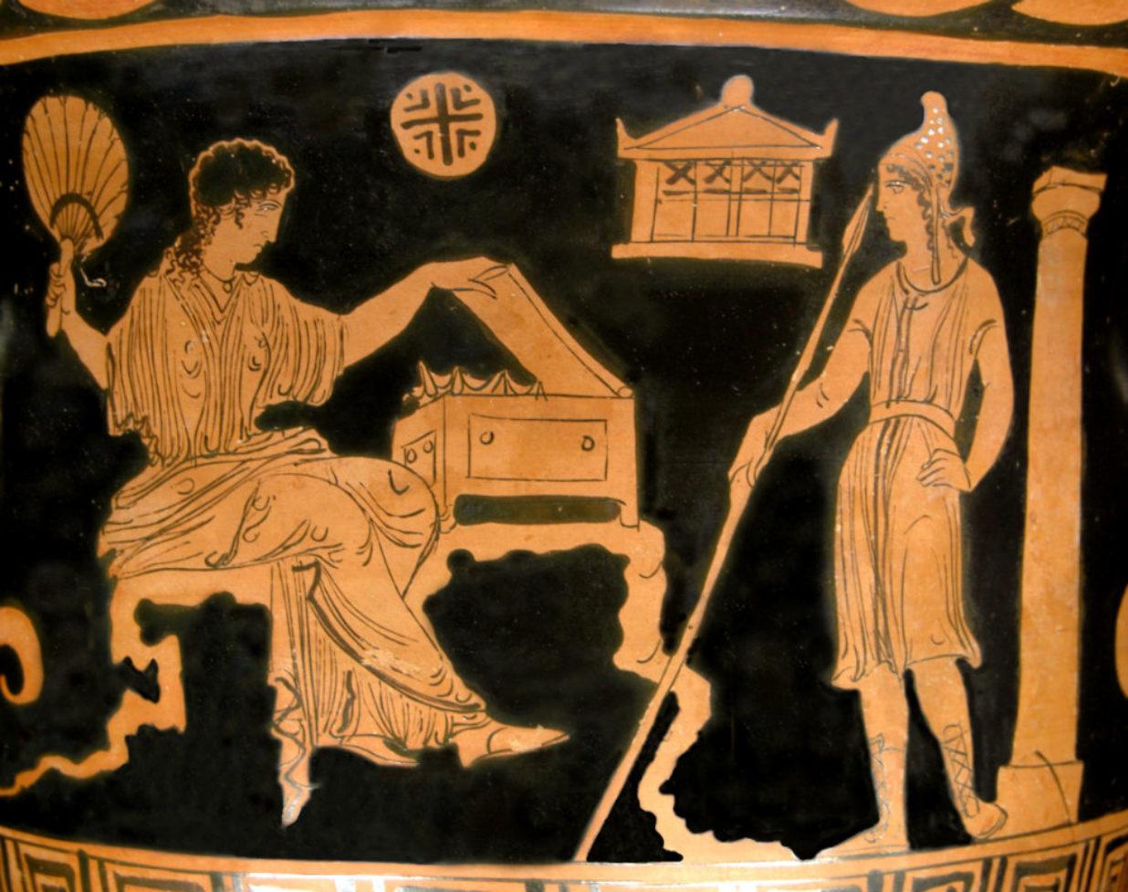 matrimonio antica grecia