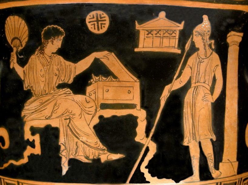Il matrimonio nell'Antica Grecia