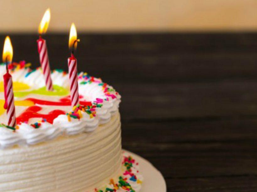Torta di compleanno: storia di un'antica tradizione
