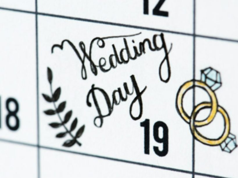 Il mese in cui ci si sposa: significato e superstizione